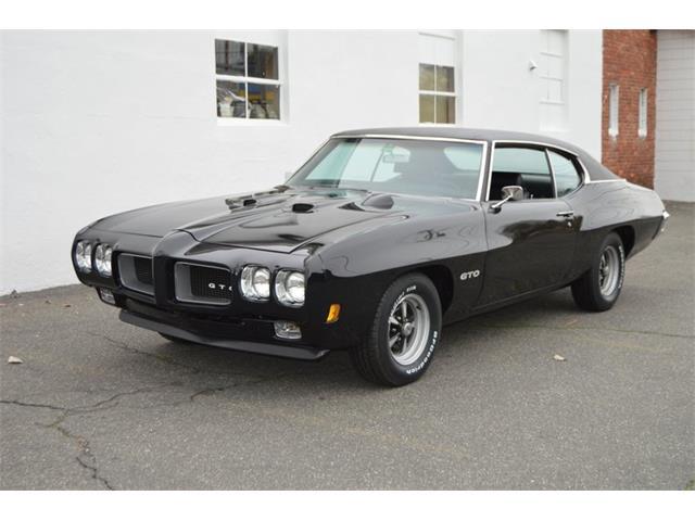 1970 Pontiac GTO (CC-1465089) for sale in Springfield, Massachusetts