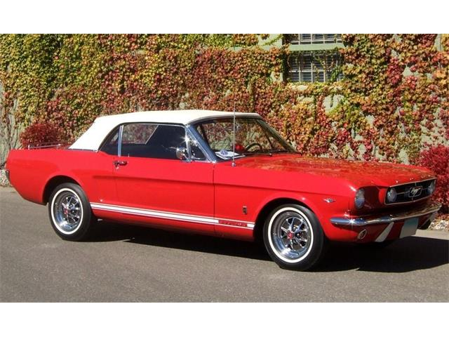 1965 Ford Mustang (CC-1465090) for sale in Carrollton, Texas