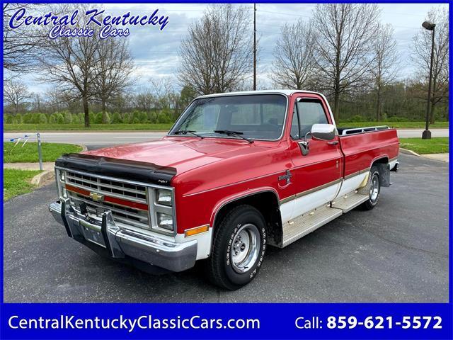 1985 Chevrolet C/K 10 (CC-1465124) for sale in Paris , Kentucky