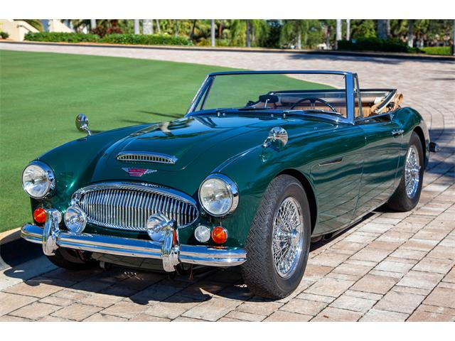 1966 Austin-Healey BJ8 (CC-1465140) for sale in West Palm Beach, Florida