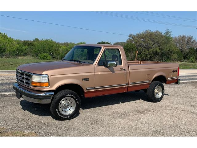 1995 Ford F150 (CC-1465157) for sale in Spicewood, Texas