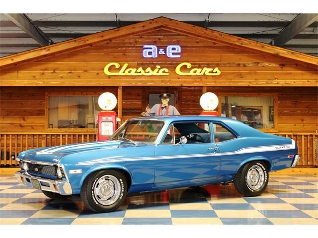 1972 Chevrolet Nova (CC-1460516) for sale in New Braunfels , Texas