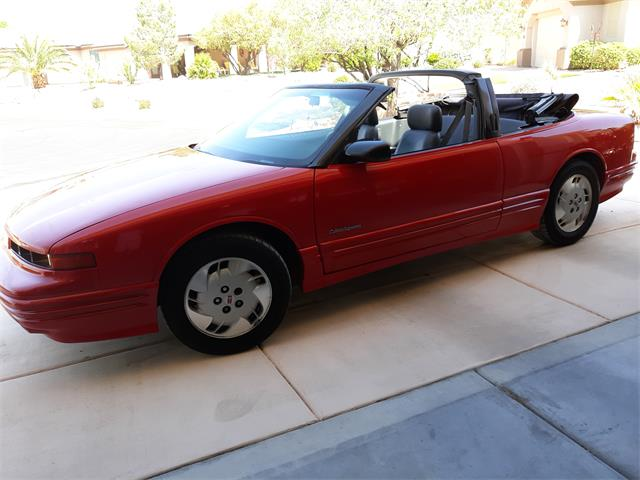 1992 Oldsmobile Cutlass Supreme (CC-1465167) for sale in Mesquite, Nevada