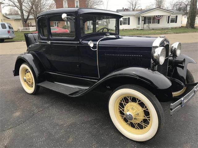 1931 Ford Model A (CC-1460517) for sale in Utica, Ohio