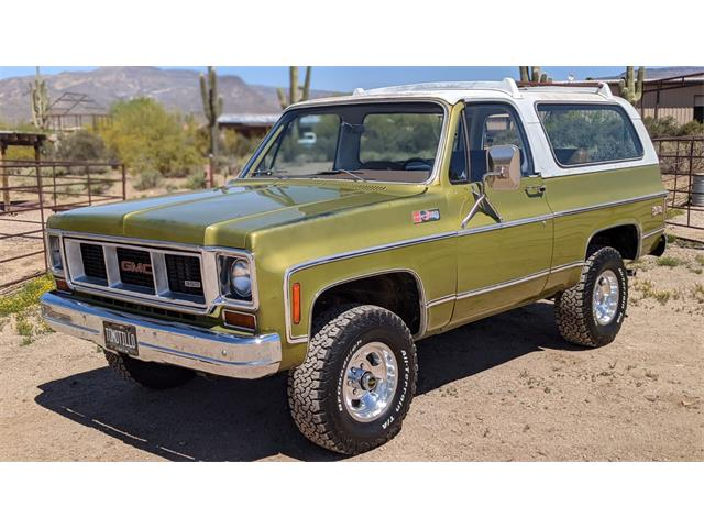 1973 GMC Jimmy (CC-1465170) for sale in North Scottsdale, Arizona