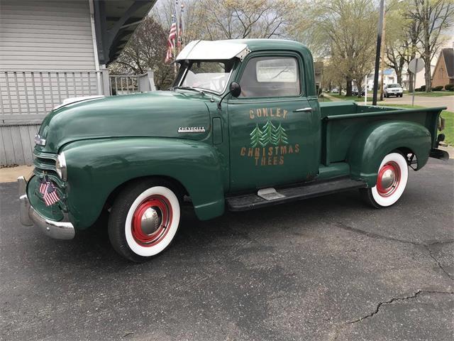 1948 Chevrolet 3100 (CC-1465171) for sale in Utica, Ohio