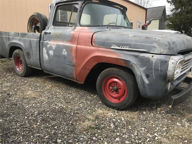 1958 Ford F1 (CC-1465174) for sale in Utica, Ohio