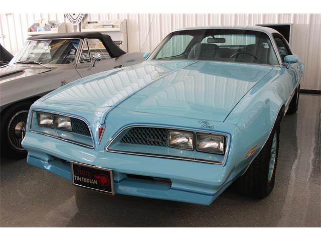 1978 Pontiac Firebird (CC-1460518) for sale in Fort Worth, Texas