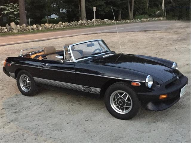 1980 MG MGB (CC-1465182) for sale in Salem, New Hampshire