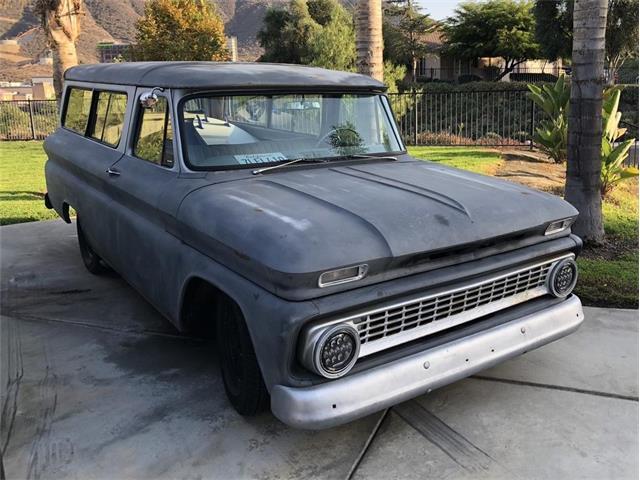 1964 Chevrolet Suburban (CC-1465187) for sale in El Cajon, California