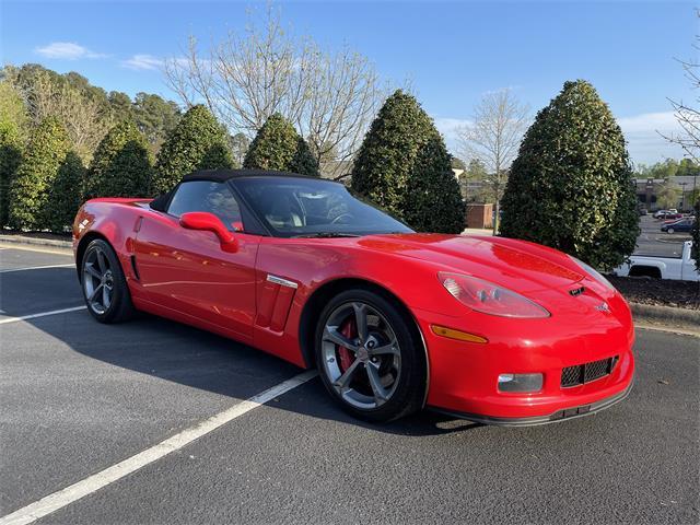 2012 Chevrolet Corvette (CC-1465189) for sale in Raleigh, North Carolina