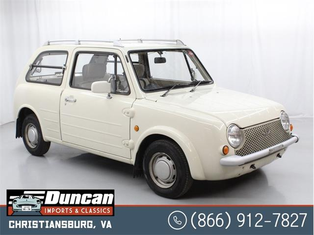 1990 Nissan Pao (CC-1465198) for sale in Christiansburg, Virginia