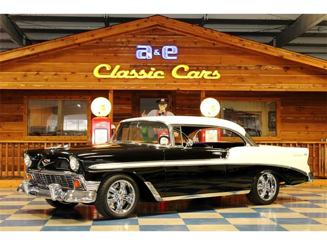 1956 Chevrolet Bel Air (CC-1460520) for sale in New Braunfels, Texas