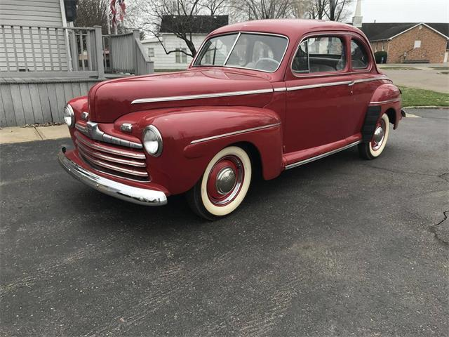 1946 Ford 2-Dr Coupe (CC-1460521) for sale in Utica, Ohio
