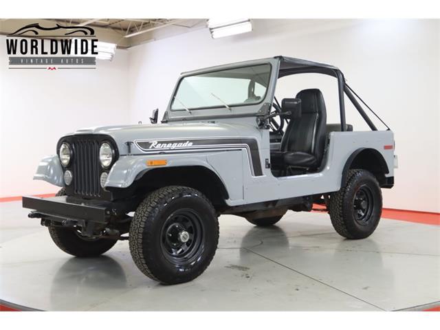 1979 Jeep CJ7 (CC-1465214) for sale in Denver , Colorado