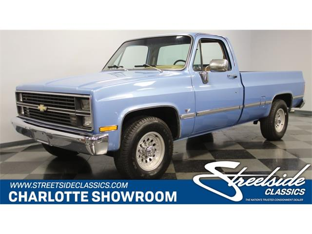 1983 Chevrolet C20 (CC-1465221) for sale in Concord, North Carolina