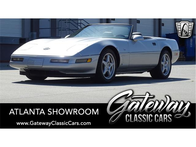 1996 Chevrolet Corvette (CC-1465225) for sale in O'Fallon, Illinois