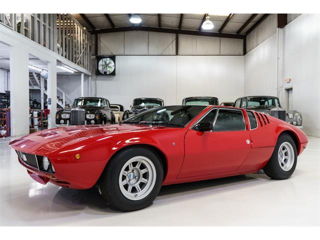 1969 De Tomaso Mangusta (CC-1460523) for sale in St. Louis, Missouri