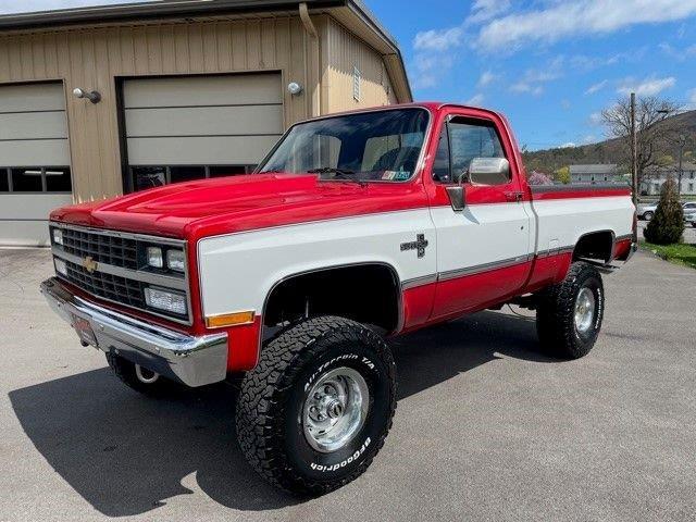 1987 Chevrolet Silverado (CC-1465237) for sale in Greensboro, North Carolina