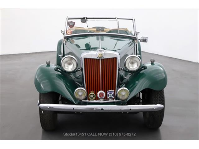 1952 MG TD (CC-1465238) for sale in Beverly Hills, California