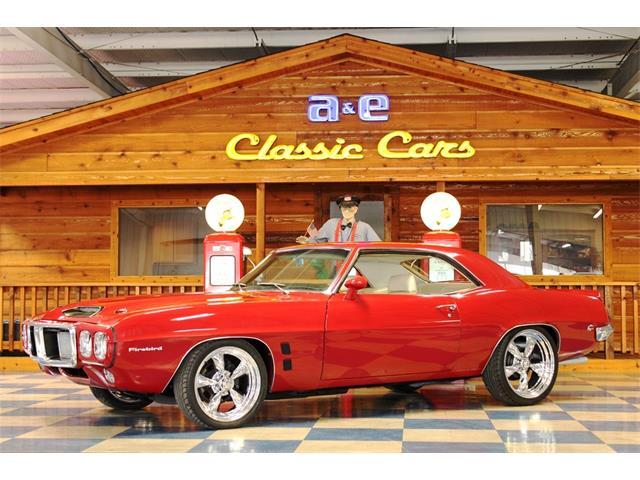 1969 Pontiac Firebird (CC-1460524) for sale in New Braunfels , Texas