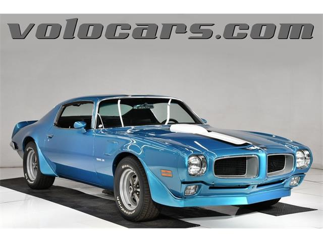 1970 Pontiac Firebird Trans Am (CC-1465247) for sale in Volo, Illinois