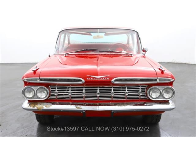 1959 Chevrolet Bel Air (CC-1465251) for sale in Beverly Hills, California