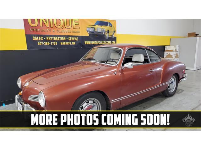 1969 Volkswagen Karmann Ghia (CC-1465262) for sale in Mankato, Minnesota