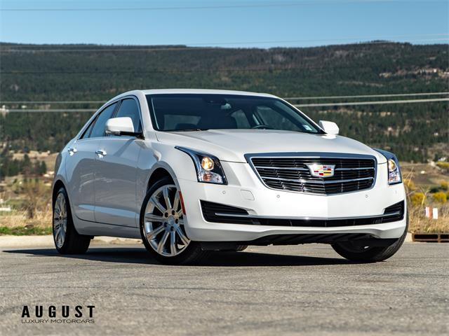 2017 Cadillac ATS (CC-1465269) for sale in Kelowna, British Columbia