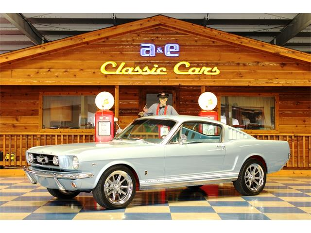 1965 Ford Mustang GT (CC-1460527) for sale in New Braunfels, Texas