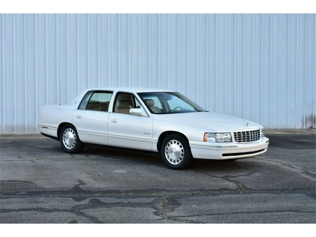 1999 Cadillac DeVille (CC-1465278) for sale in Youngville, North Carolina