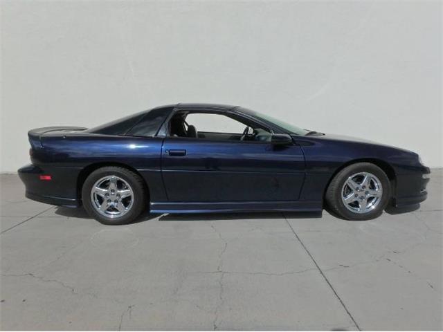 1999 Chevrolet Camaro (CC-1465283) for sale in Cadillac, Michigan