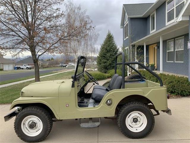 1968 Kaiser Jeep (CC-1465288) for sale in Cadillac, Michigan
