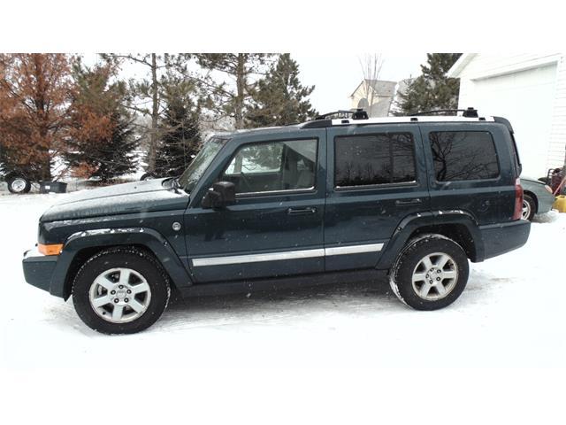 2006 Jeep Commander (CC-1460529) for sale in Rochester, Minnesota