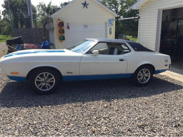 1972 Ford Mustang (CC-1465291) for sale in Cadillac, Michigan