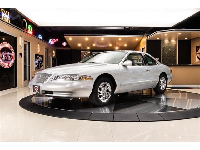 1997 Lincoln Mark V (CC-1465292) for sale in Plymouth, Michigan