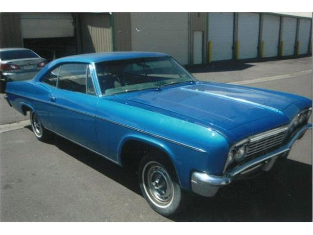 1966 Chevrolet Impala (CC-1465293) for sale in Cadillac, Michigan
