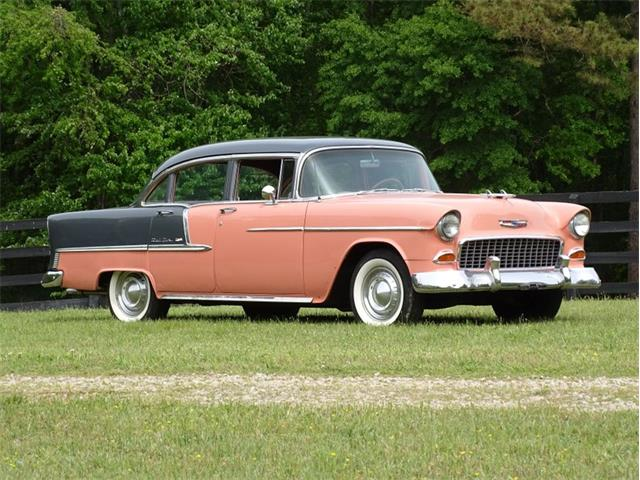 1955 Chevrolet Bel Air (CC-1465294) for sale in Youngville, North Carolina