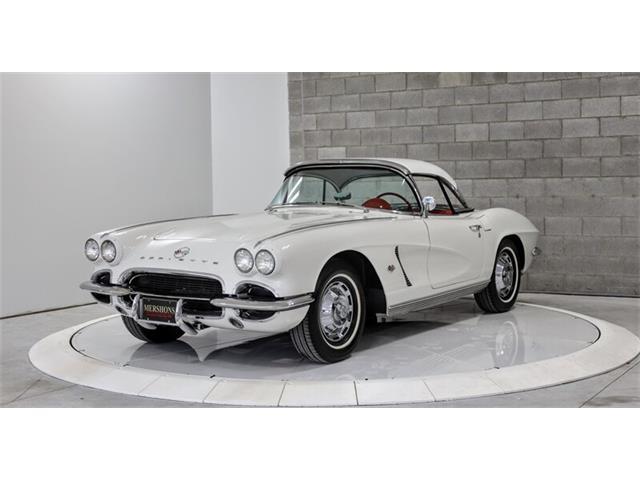 1962 Chevrolet Corvette (CC-1460053) for sale in Springfield, Ohio