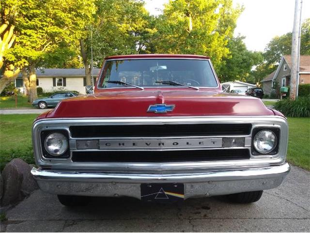 1969 Chevrolet C10 (CC-1465306) for sale in Cadillac, Michigan