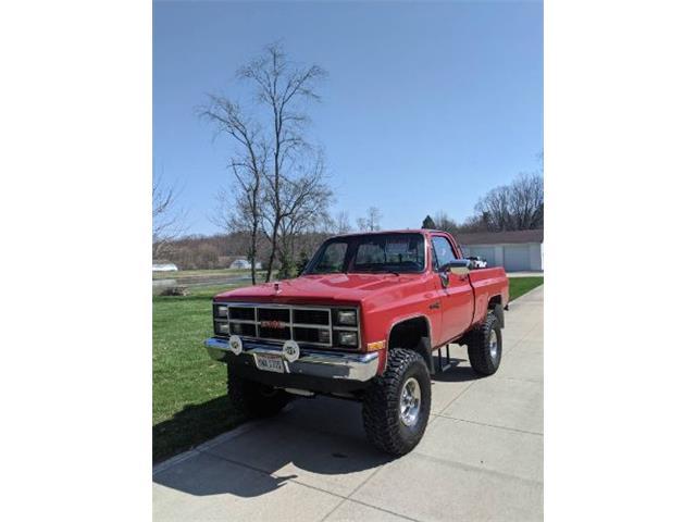 1984 GMC Pickup (CC-1465310) for sale in Cadillac, Michigan