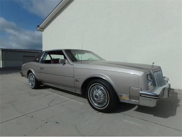 1984 Buick Riviera (CC-1465324) for sale in Cadillac, Michigan