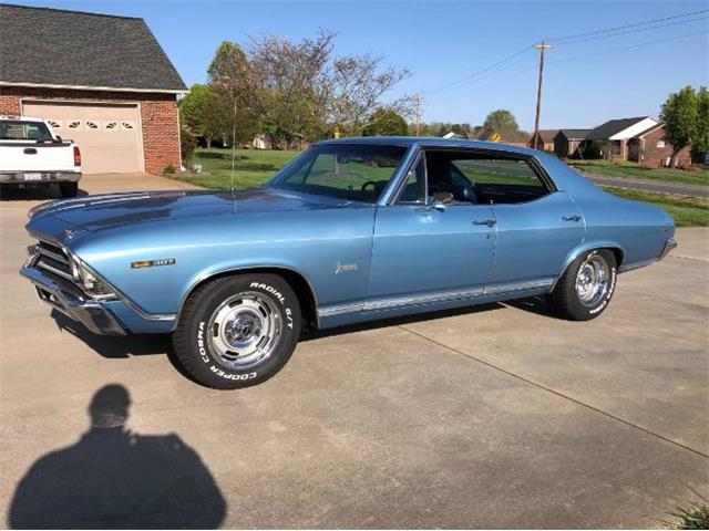 1969 Chevrolet Chevelle (CC-1465326) for sale in Cadillac, Michigan