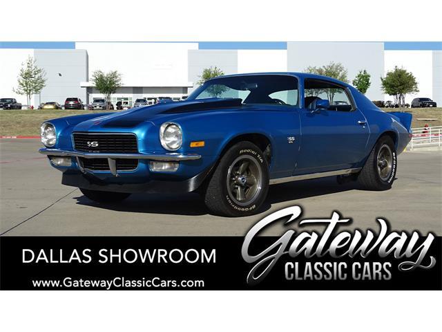 1971 Chevrolet Camaro (CC-1465347) for sale in O'Fallon, Illinois