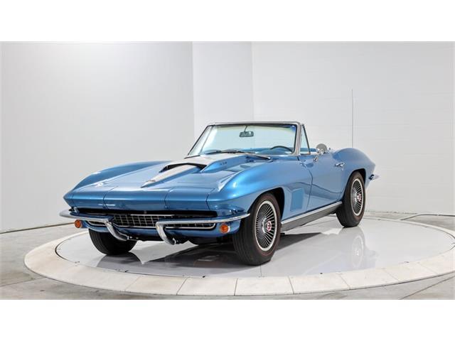 1967 Chevrolet Corvette (CC-1465352) for sale in Springfield, Ohio