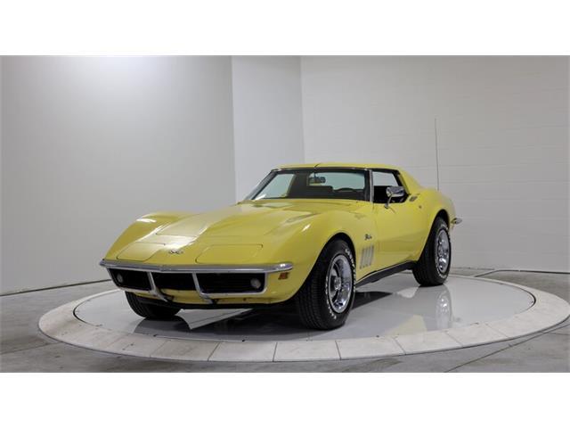 1969 Chevrolet Corvette (CC-1465355) for sale in Springfield, Ohio