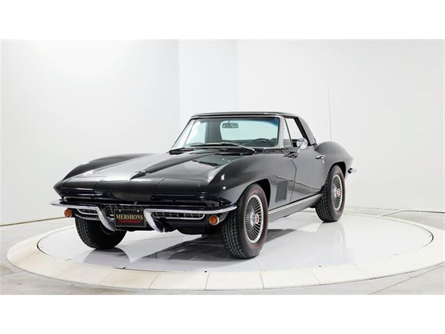 1967 Chevrolet Corvette (CC-1465356) for sale in Springfield, Ohio
