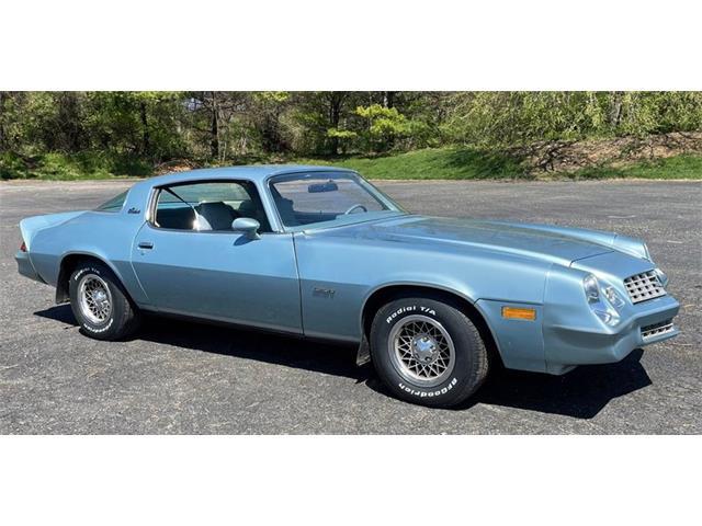 1979 Chevrolet Camaro (CC-1465365) for sale in West Chester, Pennsylvania