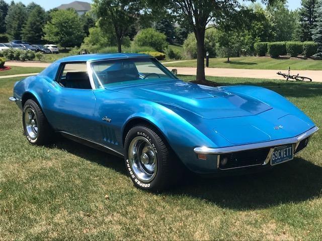 1969 Chevrolet Corvette (CC-1465368) for sale in Novi, Michigan