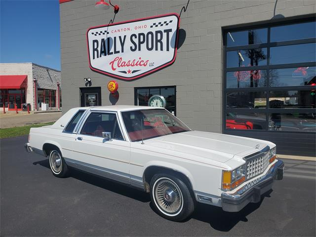 1985 Ford LTD (CC-1460537) for sale in Canton, Ohio